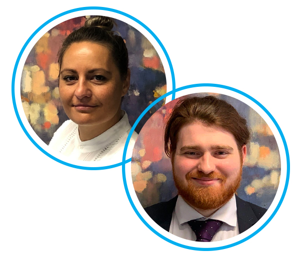 Hear from our new team members